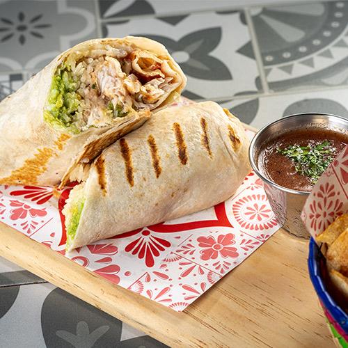 burrito mahimahi