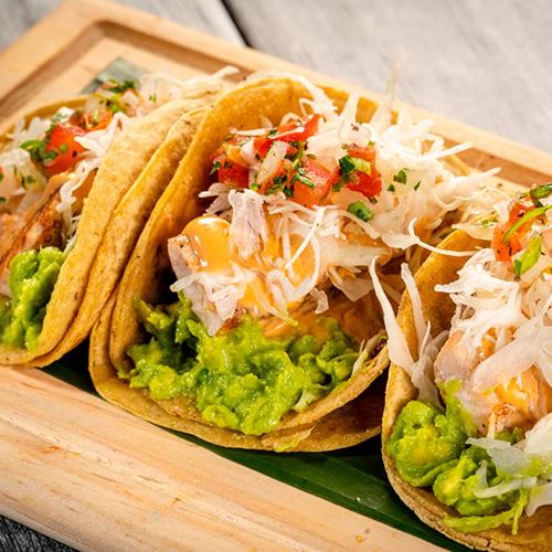 tacos tinga