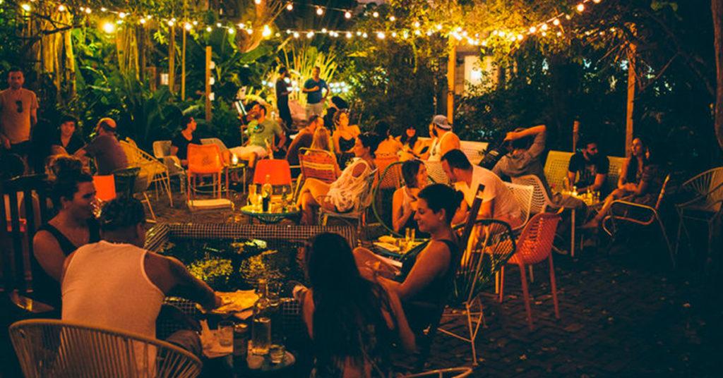 miami's party scene