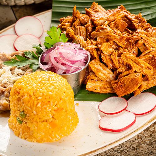 cochinita plate