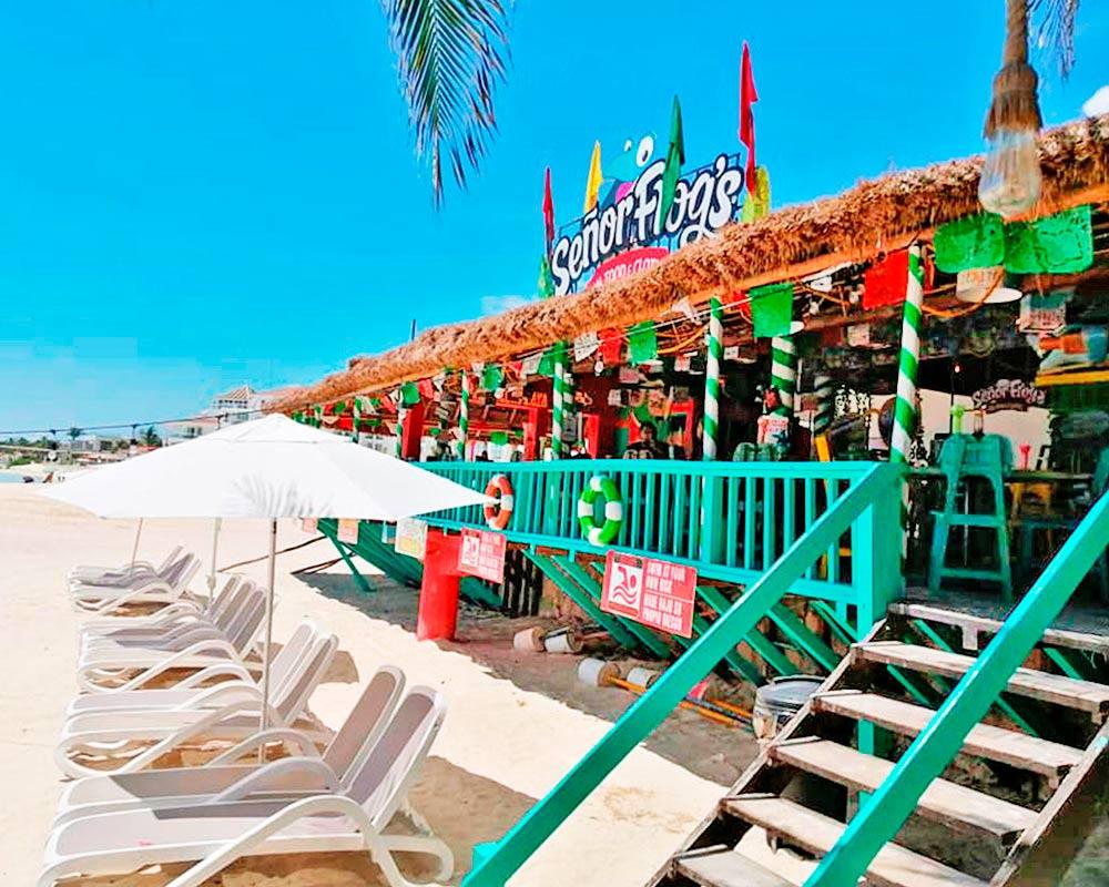 playa muelle